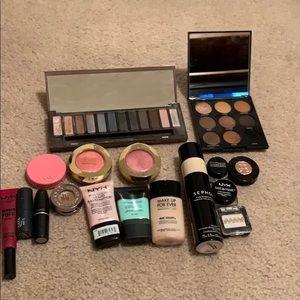 Other - Gently used makeup bundle